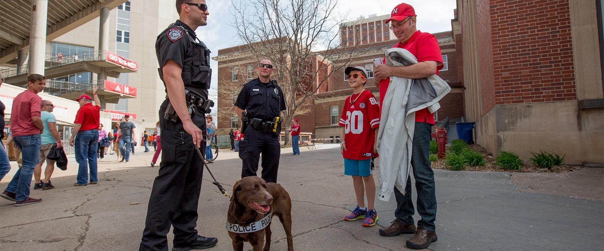 University Police Nebraska